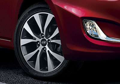 16-inch Alloy Wheels