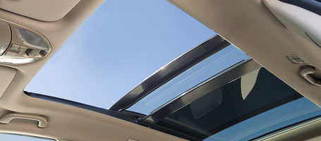 A Sunroof That Opens You Up To More