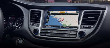 Premium Touchscreen Navigation System