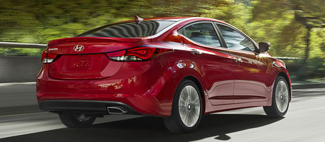 Elantra Sport: Get To The Fun, Faster.