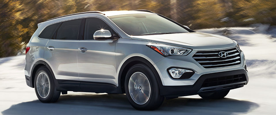 2016 Hyundai Santa Fe For Sale in Golden