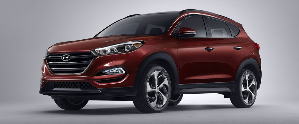 2016 Hyundai Tucson For Sale in Golden
