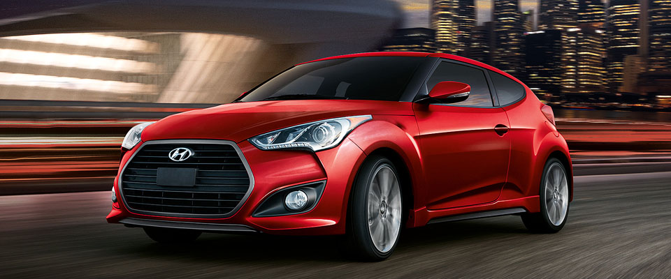 2016 Hyundai Veloster For Sale in Golden