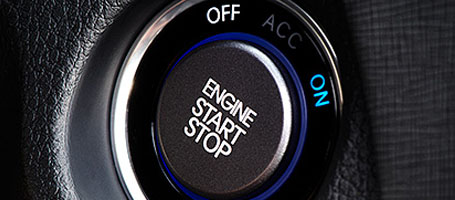 Proximity Key Entry With Push Button Start